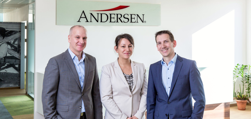 Andersen névváltás – levél Radnai Károlytól, az Andersen Adótanácsadó Zrt. vezérigazgatójától, az OrienTax alapítójától