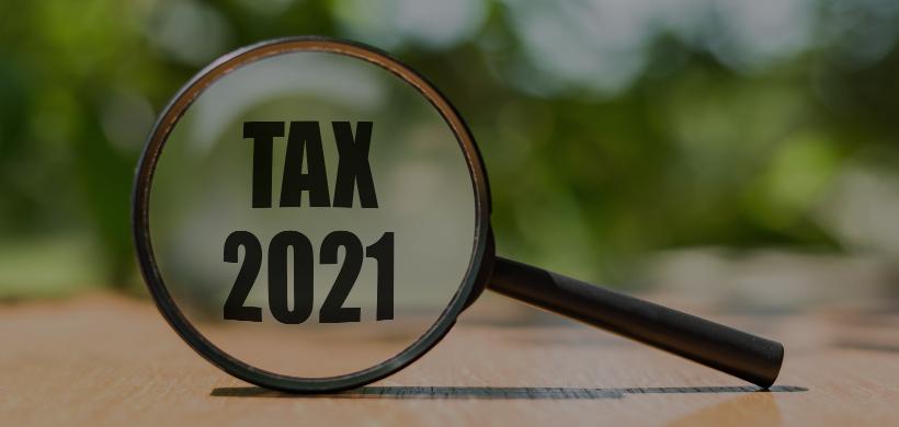 Adótörvény-tervezetek 2021